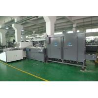 Buy PET / PP / PE Plastic  Container Automatic Silke Screen Printing Machine 4000pcs / hr With IR Dryer at wholesale prices