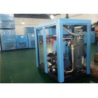 Quality 15kw 20 HP Industrial Screw Air Compressor , Oil Injected Air Compressor for sale