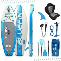 Quality 120 KG 3 Fin 245*74*13CM Kids Inflatable SUP Board for sale