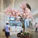 3m Fake Japanese Style Cherry Blossom Tree Sakura Flower Garden Decoration for sale