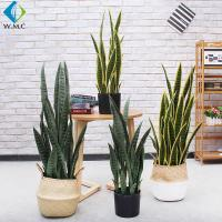 Aloe Agave Sisal Artificial Potted Plants For Indoor Living Room Decoration for sale