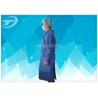 Buy cheap Reinforced Surgical Gowns Disposable Sterile Or Non - Sterile product
