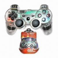 Quality Wired Gamepad with Light, Suitable for PS3 for sale