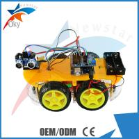 China Remote Control DIY RC Car Kit With Ultrasonic Infrared Receiver module on sale