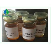 Quality Semi - Finished Injectable Anabolic Steroids Bodybuilding Oil Luquid Tren Ace 75mg / Ml for sale
