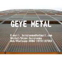 Quality Architectural Accents Aluminium Bar Grating Panels for Building Facade Claddings Curtain Wall for sale