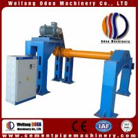 Buy cheap Prestressed Concrete Metal Corrugated Pipe Making Machine product