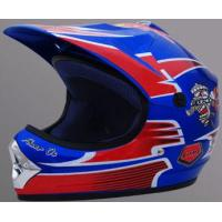 Buy DOT Approved Kid Motocross Helmet (WL-801A) at wholesale prices
