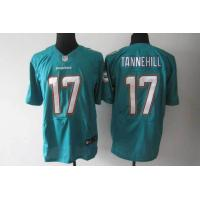 China Nike NFL Miami Dolphins 17#Tannehll Elite Jerseys on sale