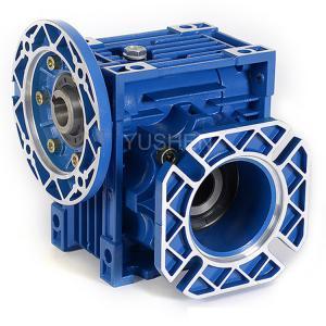 China Flender Like Aluminium Alloy Worm Wheel Drive Worm Gear Box for Crane on sale