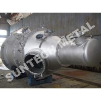 China Chemical AL-6XN Industrial Chemical Reactors , Industrial Waste Water Treatment on sale