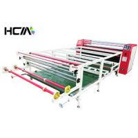 Quality Garment Roll To Roll Heat Transfer Printing Machine Unique High Precision for sale