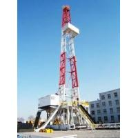 Quality Drilling Rig Mast / Drilling Rig Derrick For Oil Drilling To API Standard for sale