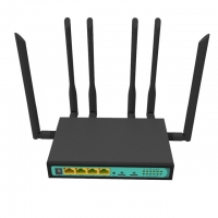 Quality WPA-PSK  LTE 4G Wifi Dual SIM Bonding Router For FireWall QoS VPN for sale