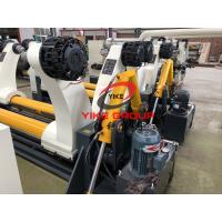 China Steam Heating Single Facer Machine For 2 - Ply Corrugated Sheet on sale