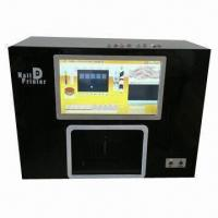 Buy cheap Nail Printer with 12-piece Artificial Tip Printing One Time, 100 to 240V Voltage from wholesalers
