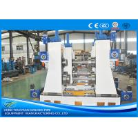 Quality Duel Welding Tube Making Machine Round Shape Milling Saw With 20mm Thickness for sale
