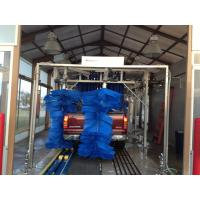 China Car Auto Wash Equipment AUTOBASE - 120 , tunnel wash systems fully automatic on sale