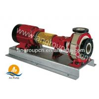 Quality Rubber liner chemical pump for sale