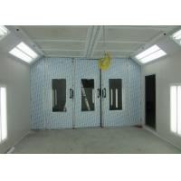 Quality Professional Woodworking Furniture Spray Booth Equipment Environmentally Friendly for sale