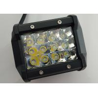 Quality 3 Inch  12 - 24 Volt LED Work Lights For Vehicles / Off Road 36W for sale