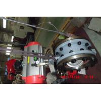China Triple Eccentric Butterfly Valves , Pneumatic Piston Control Butterfly Valve on sale