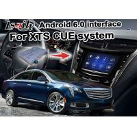 Quality Multimedia Car Android navigation box video interface for Cadillac XTS video for sale