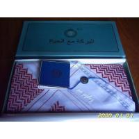 China Arab pure cotton scarf  /  Arabia pure cotton jacquard kerchief  / Arabian Shemagh on sale