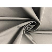 Quality 44% P 56% C Coated Polyester Fabric Anti Cracking Twill Outdoor Functional Memory Fabric for sale