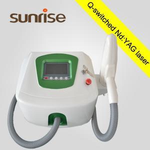 China mini laser tattoo removal laser skin rejuvenation tattoo removal equipment on sale