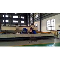 Quality high speed CNC drilling machine for big wind tower flanges 8mx8m, model TLMZ8080 for sale