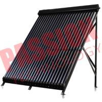 Buy cheap Energy Saving Heat Pipe Solar Collector 18 Tubes from wholesalers