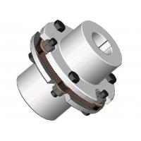 China Simple Structure Flexible Metal Coupling JMII Type High Transmission Efficiency on sale