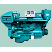Quality Yuchai YC6M Strong Diesel Main Propulsion Engine , Low Oil Consumption for sale