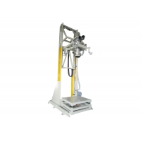 Quality FIBC / Ton Bag Weighing Packing Machine  ( Bag Electric Lift Type ) for sale