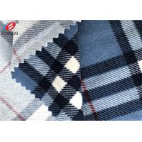 China 100% Polyester Tricot Knit Fabric Upholstery Bedding Printed Pattern Velboa Fabric on sale