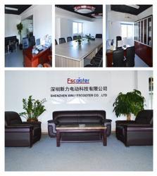 Shenzhen EcoRider Robotic Technology Co., Ltd