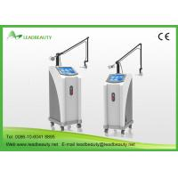 Quality Beauty machine fractional co2 laser / co2 fractional laser system for sale