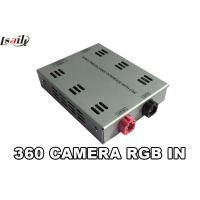 Quality Porsche 360 RGB In Parking Reverse Car Rear Camera Interface for sale