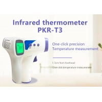 Quality High Temperature Infrared Laser Body Forehead Thermometer for sale