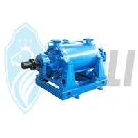 Quality Cast Iron Horizontal Multistage Centrifugal Pump For Clear Water Supply for sale