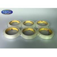 China Transaprent Bopp Self Adhesive Tape From 35mic to 90mic 50-100CTNS Depend On Type on sale