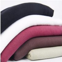 China Linen Look 100% Cotton Fabric For 3d Sweatshirt Hoodies Stock Lots on sale
