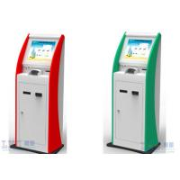 Quality Infrared Multi Touch Screen Self Service Terminal Information Inquiry Kiosk for sale