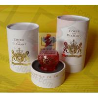 Quality Waterproof Cylinder Gift Tube Packaging , Cardboard Paper Tubes for sale