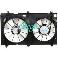 China High Performance Honda ACCORD Car Radiator Cooling Fan Assembly on sale