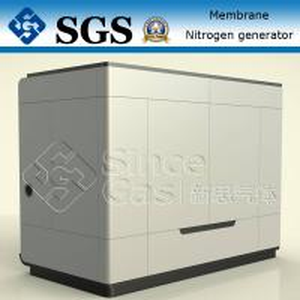 China 99.999% High Purity Nitrogen Generator PM Membrane Nitrogen Gas Generation on sale