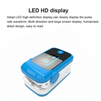 Quality Mini Handheld One Touch Finger Probe Pulse Oximeter for sale