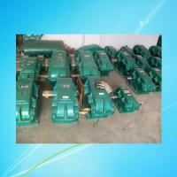 Buy ZQA Cylindrical Gear Reducer Mining Machine Gearboxes Ratio From 8:1 To 50:1 at wholesale prices