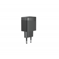 Quality Black ErP 12W 5V2.4A Dual Ports USB Charger 2xUSB-A for sale